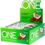 One Brands, ワンバー、アーモンドブリス、12本、各2.12 oz (60 g)