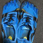 筋トレゴリラの靴